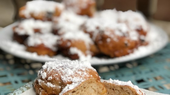 Photo of Calas (Creole Rice Beignets) by Gabrielle in DC