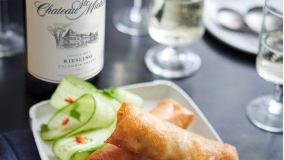 Photo of Uncle Rey's Lumpia by Chateau Ste Michelle