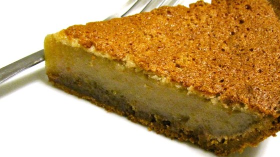 Photo of Caramel Sponge Pie by Kaylene