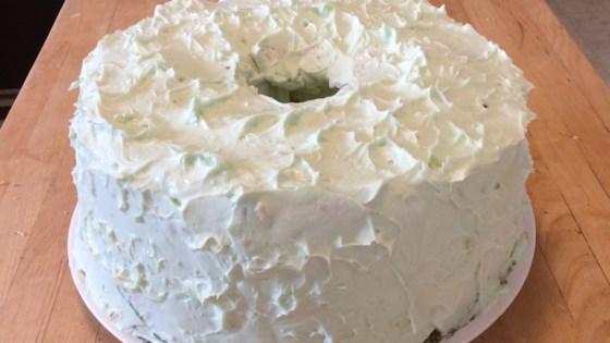 Photo of Maple Walnut Chiffon Cake by Kris Mitchell