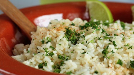 Photo of Instant Pot® Lime-Cilantro Rice by lutzflcat