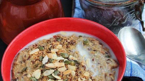Photo of Nut and Date Millet Porridge by Buckwheat Queen