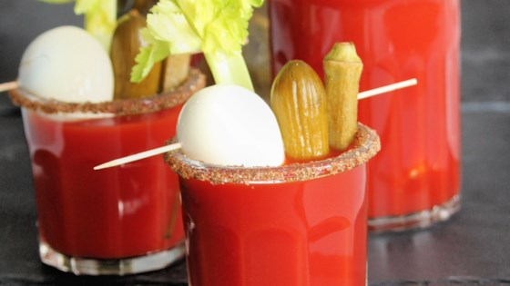 Photo of Dill Pickle Bloody Mary by Buckwheat Queen