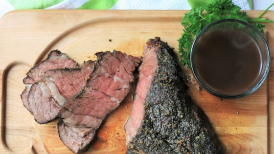 Photo of Sous Vide Blade Roast with Au Jus by Bren