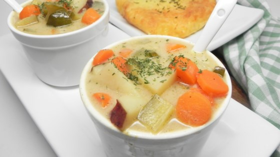 Photo of Polish Pickle Soup by JonahLuck