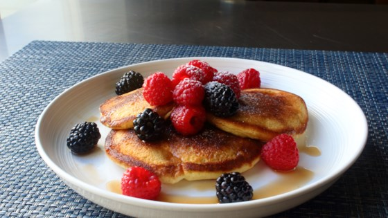 Photo of American-Style Souffle Pancakes by Chef John