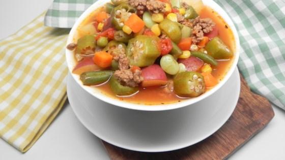 Photo of Granny's Okra Soup  by Jenn