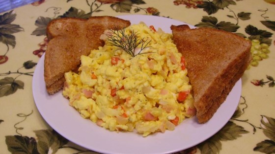 Photo of Smoky Scrambled Eggs by Carnivore