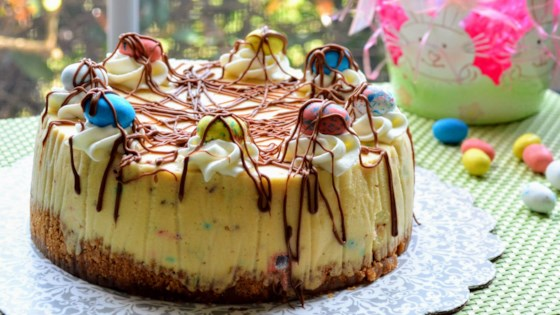 Photo of Malted Milk Instant Pot® Cheesecake by Kim's Cooking Now!