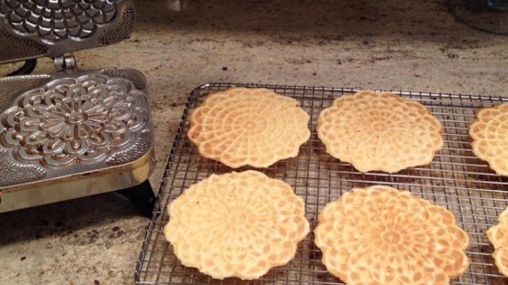 Photo of Pizzelles IV by DIANE HARP