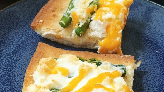 Photo of Cheesy Asparagus Snack by RockyMtnLady