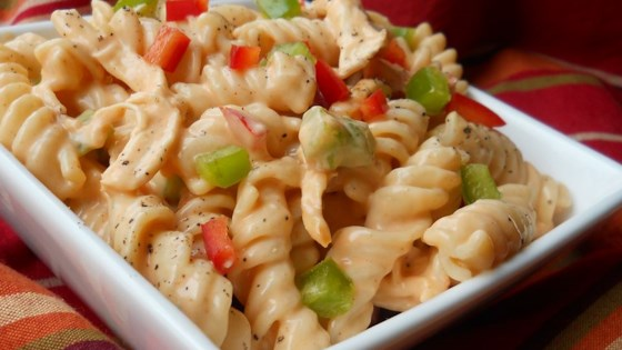 Photo of Buffalo Chicken Pasta Salad by Andrew C