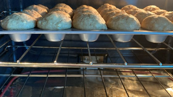 Photo of Low-Fat Apple Spice Muffins by Chef Ivy