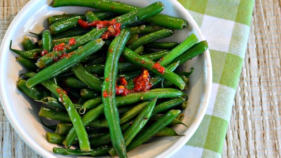 Photo of Asian-Inspired Green Beans by Eireann