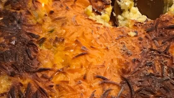 Photo of Grandma Dixon's Corn Pudding by Emma