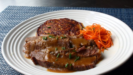 Photo of Easy Baked Beef Brisket by Chef John