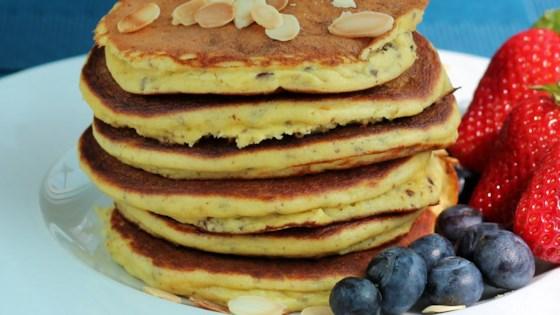Photo of Keto Almond Ricotta Pancakes by 4givnCyn