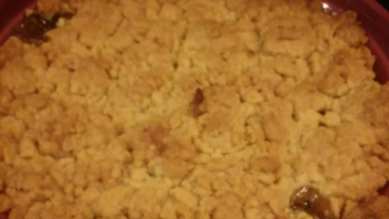 Photo of Easy Apple Crisp with Pie Filling by Sarena