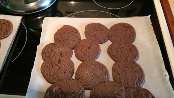 Photo of Chocolate Crisps by Iris Noble