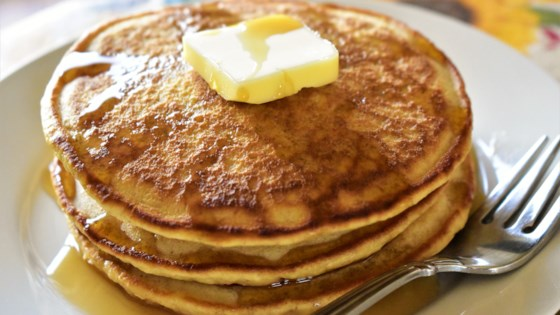 Photo of Quick and Yummy Blender Pancakes by dalinaw