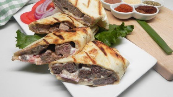 Photo of Easy Beef Shawarma by Sarah Qennah