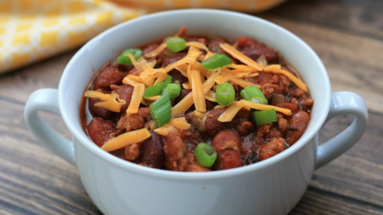 Photo of Instant Pot® Turkey Chili by France C