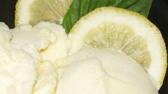 Photo of Super Lemon Ice Cream  by AOSWALT