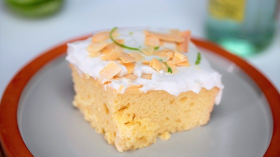Photo of Coconut Tres Leches Cake by Smart Cookie