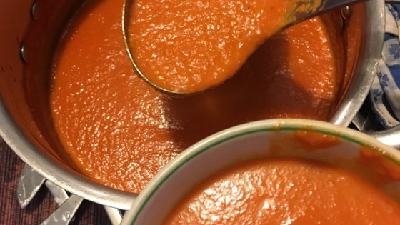 Photo of Simple Tomato Soup by barbara
