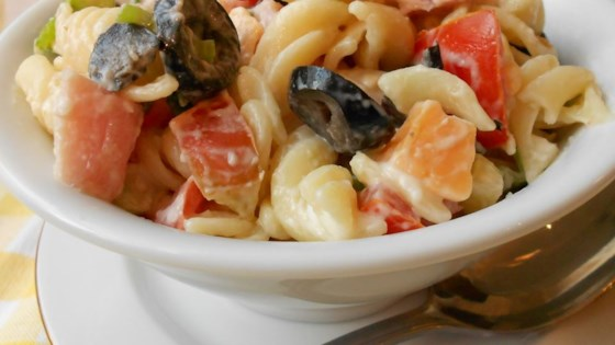 Patty's Pasta Salad