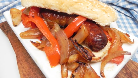 Photo of Grilled Italian Sausage  by Diane Felico