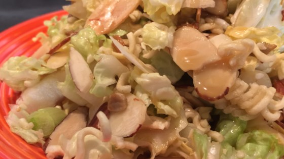 Photo of Sally's Napa Cabbage Salad by Capt.Quent