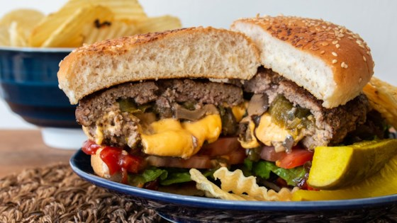 Photo of Stuffed Burgers by PECOS-DON