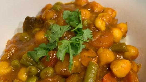 Photo of Vegetarian Splendor Chickpea Curry by Noahsmommy