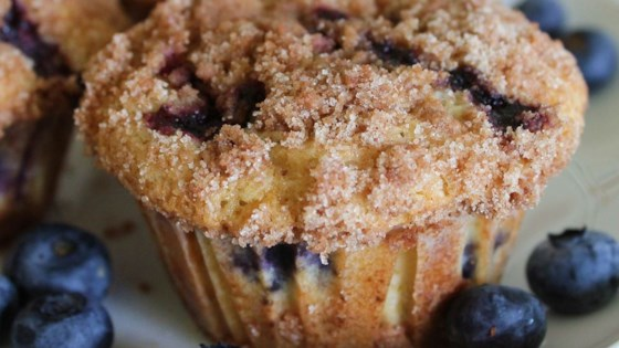 Photo of To Die For Blueberry Muffins by Colleen