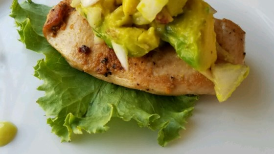 Photo of Spicy Avocado Chicken by emarika