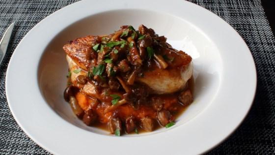 Photo of Sausage-Mushroom Chicken by Chef John