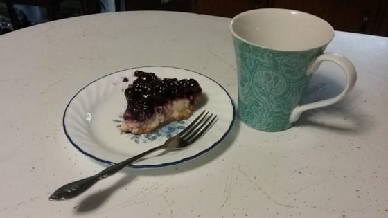 Photo of Blueberry Mulberry Custard Tart by Cheryl Jones