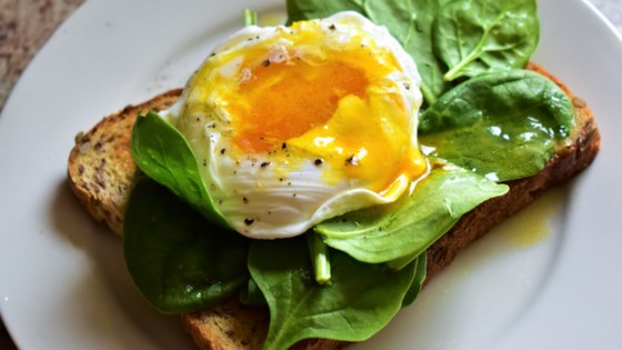Poached Eggs Mytilene