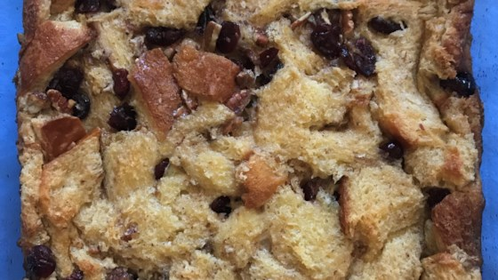 Photo of Easy Brioche Bread Pudding by Lisa Boutin