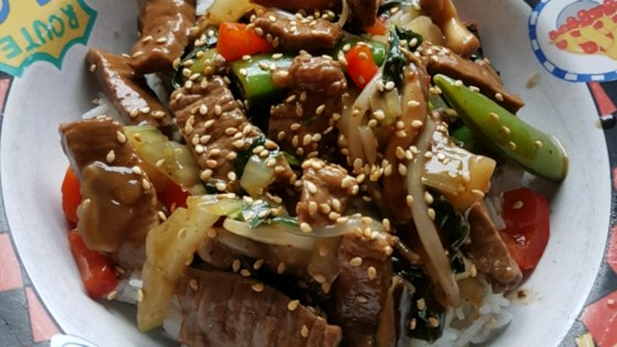 Photo of Japanese Beef Stir-Fry by Campbell's Kitchen