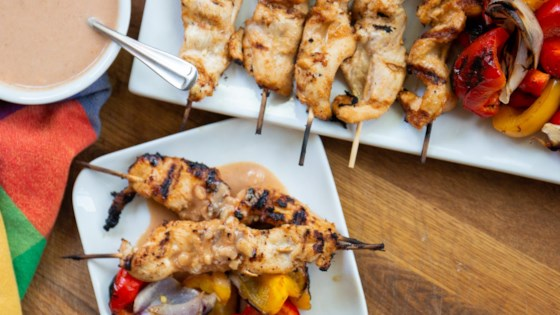 martys thai chicken satay review by clarice fujita hendel