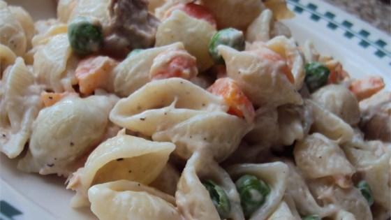 Photo of Tuna Macaroni Salad by Melissa