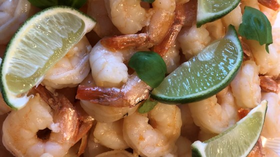 Photo of Across the Border Tequila Shrimp by IrvineHousewife