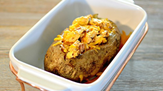 Photo of Breakfast Baked Potato by Shandel L