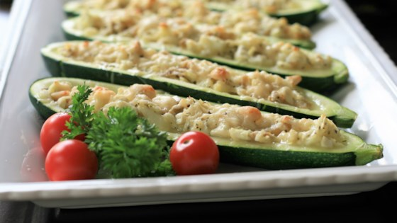 Photo of Mediterranean Zucchini Boats by smparks