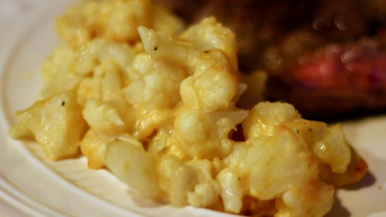 """Photo of Cauliflower """"Mac"""" and Cheese by Jim"""