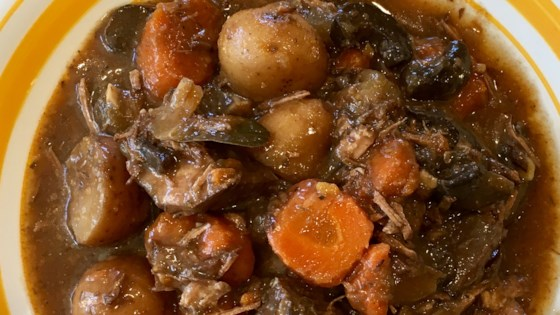 Photo of Slow Cooker Beef Stew I by BUCHKO
