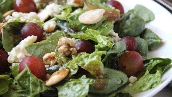 Photo of Blue Spinach Salad by MAMAHENMISSY