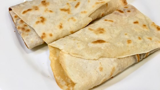 Photo of Low-Carb Cassava Crepes by ABcooking1